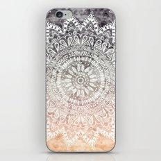 BOHEMIAN HYGGE MANDALA iPhone & iPod Skin