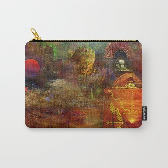 The fall of the Roman Empire Carry-All Pouch