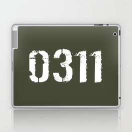 Infantry - 0311 Laptop & iPad Skin