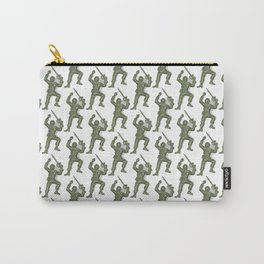 Crawling Man Carry-All Pouch