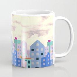 Pastel City Skape  Coffee Mug