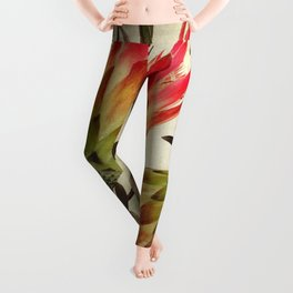 Vintage Repens Proteas Leggings