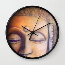 Modern Zen Wall Clock