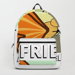 friends are everywhere - Insect Friends Backpack