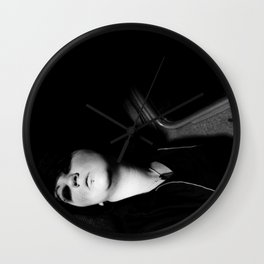 this is a selfish self-awareness, chapter 4 (part 1) Wall Clock