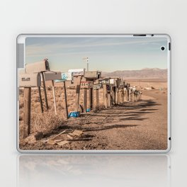 Letter boxes Laptop & iPad Skin
