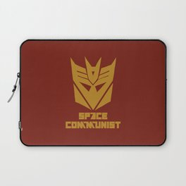 Space Communist Laptop Sleeve