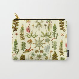 Ernst Haeckel - Hepaticae Carry-All Pouch