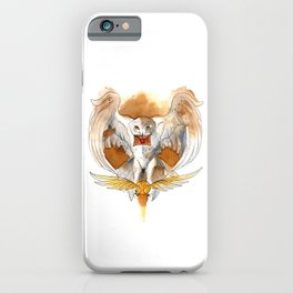 Potter Hedwig Owl iPhone Case