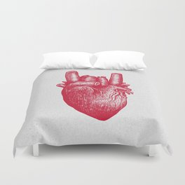 Party heart Duvet Cover