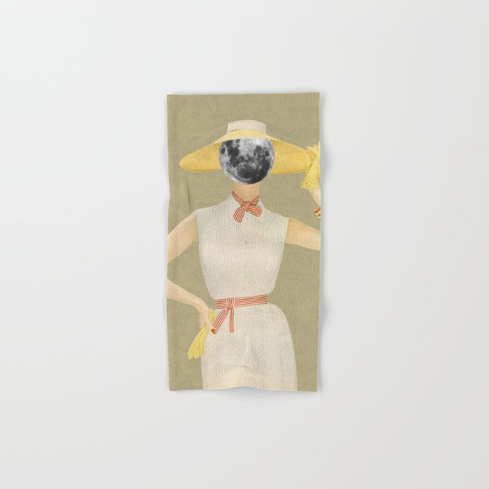 Moon Beauty Hand & Bath Towel