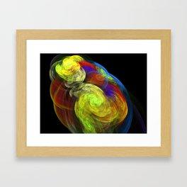 Memories Grow Framed Art Print
