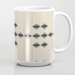 Diamond Stripes Coffee Mug