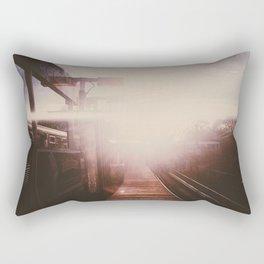 CTA Sunset Rectangular Pillow