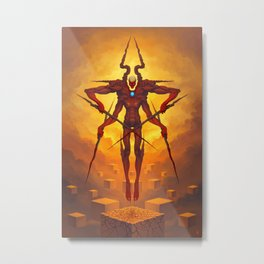 The Fifth Realm Metal Print