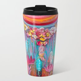 Outpouring Love Metal Travel Mug