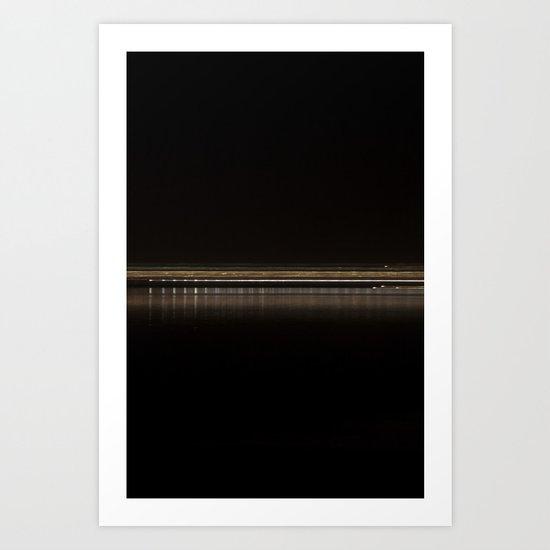 Abstract Landscape #2 Art Print