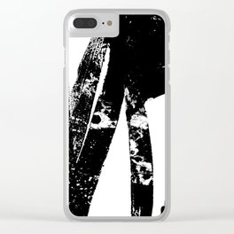 Ecstasy Dream No. 7B by Kathy Morton Stanion Clear iPhone Case