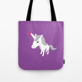 Accidental Legends: Unicorn Tote Bag