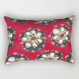 Blush Nevada Rose Rectangular Pillow
