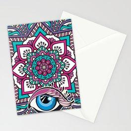 Ojo de Dios Stationery Cards