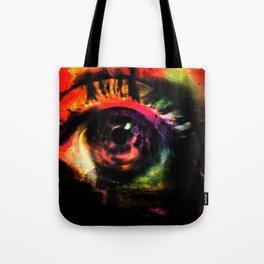 mystic eye Tote Bag