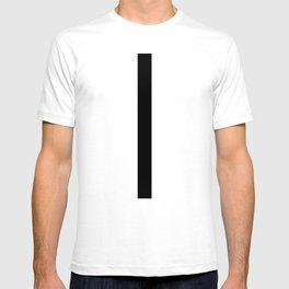Stripe Black T-shirt