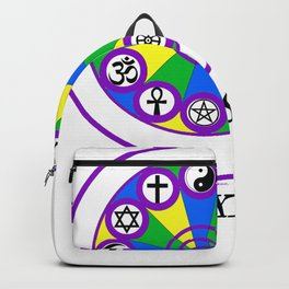 COEXIST Backpack