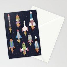 Rockets! Stationery Cards