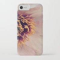 peony iPhone & iPod Cases featuring peony by inourgardentoo