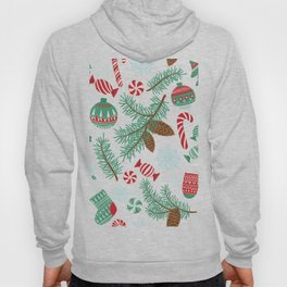 Christmas Pattern 06 Hoody