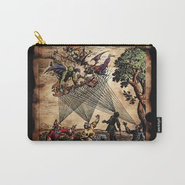 Medieval Minstrel Spirits Carry-All Pouch