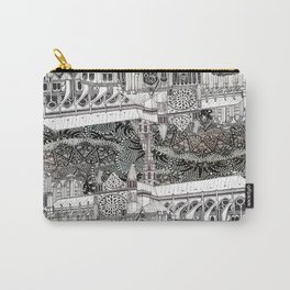 Notre Dame Syndrome Carry-All Pouch