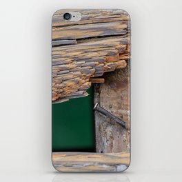 Beach Worn Pier iPhone Skin