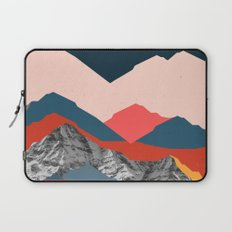 Graphic Mountains X Laptop Sleeve