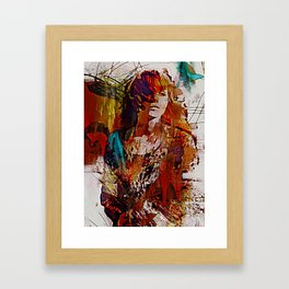 Myrrh Framed Art Print