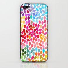 rain 6 iPhone & iPod Skin