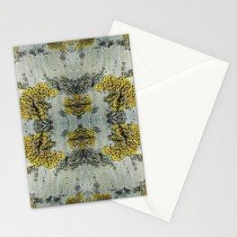 Aspen bark pattern Stationery Cards