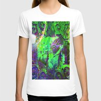 baroque T-shirts featuring The baroque by shiva camille