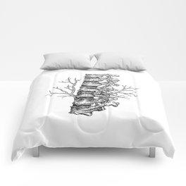 Vertebral column Comforters