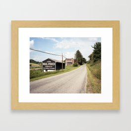 Treat Yourself to the Best (Film) Framed Art Print