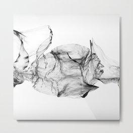 Clean Flow Metal Print