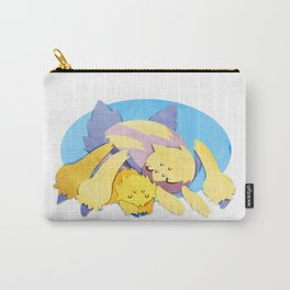 Joltik and Galvantula Carry-All Pouch