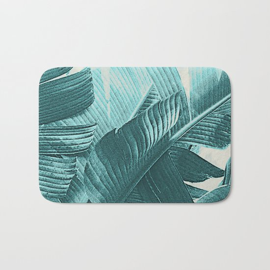 Banana Palm Bath Mat