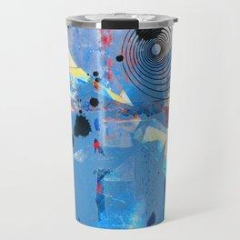 Origami Alarm II Travel Mug