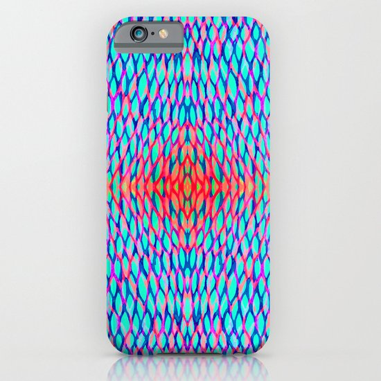 Flowing colors iPhone & iPod Case