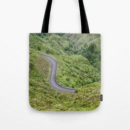 Courbe Tote Bag
