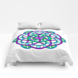 Celtic | Colorful | Mandala Comforters