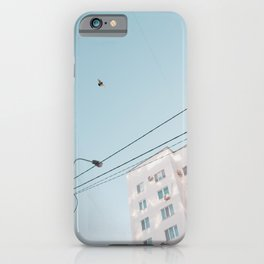 Dove of peace iPhone Case
