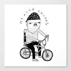 Mexico Lover Canvas Print